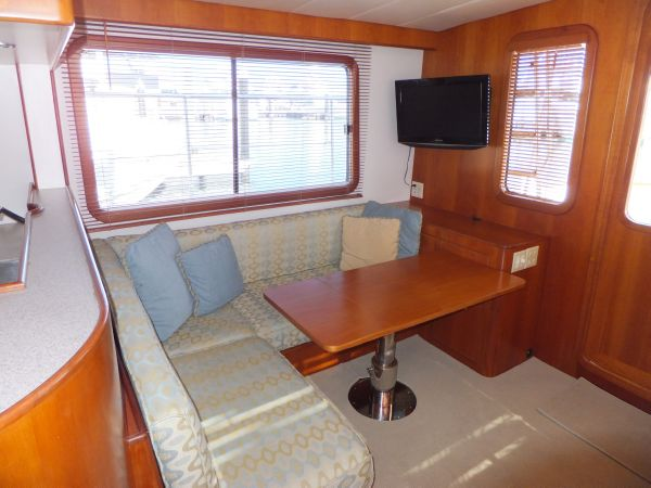 Saloon Starboard Side