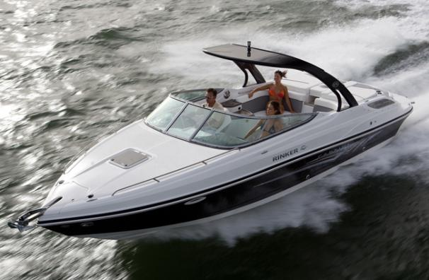 Rinker Captiva 276 CC Manufacturer Provided Image