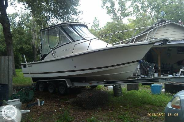 Shamrock 260 Shamrock 1995 Shamrock 260 for sale in Jacksonville, FL