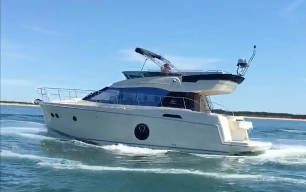 Beneteau Monte Carlo MC4 MC 4 Underway