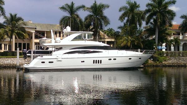 Princess - Viking Sport Cruiser  70 Flybridge Motor Yacht Mii Amo 70 Princess Viking Sport Cruiser