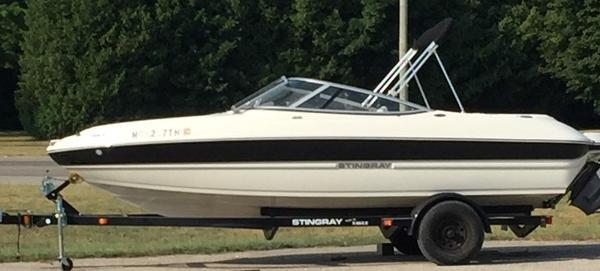 Stingray 208 LR