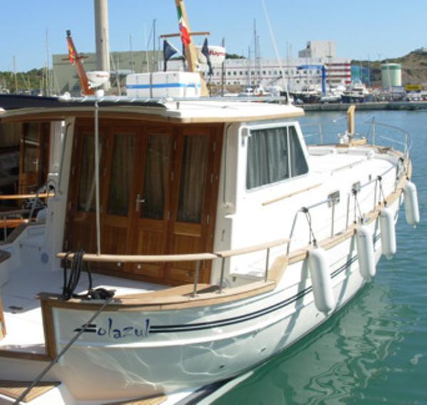 Astilleros Menorquin Yachts 120T