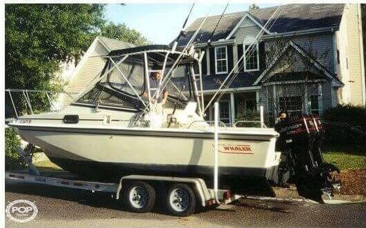 Boston Whaler 22 REVENGE WT 1988 Boston Whaler 22 Revenge WT for sale in Westerly, RI