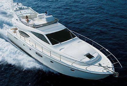Ferretti Yachts 550 Fly Sister Ship