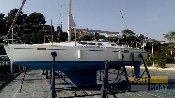 Beneteau Oceanis 350 exterieure 3