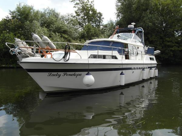Broom 35 European