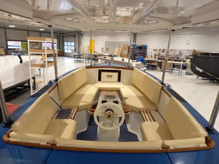Alfastreet Marine Alfastreet Marine 18 Open Electric DEMO