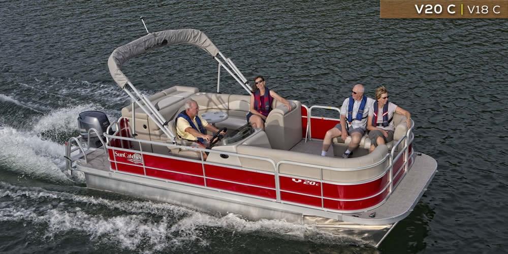 G3 Boats SunCatcher V20 Cruise