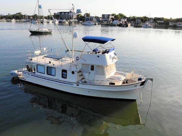 Pacific Trawler 40