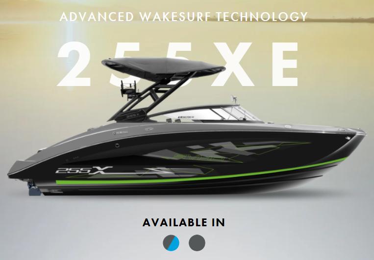 Yamaha Boats 255 XE