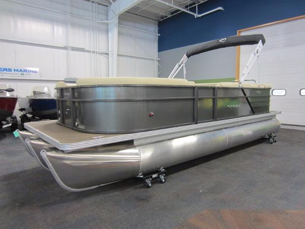 Crest Pontoon Boats 220 I CPT TRITOON