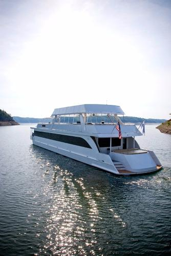 Stardust CUSTOM HOUSEBOAT