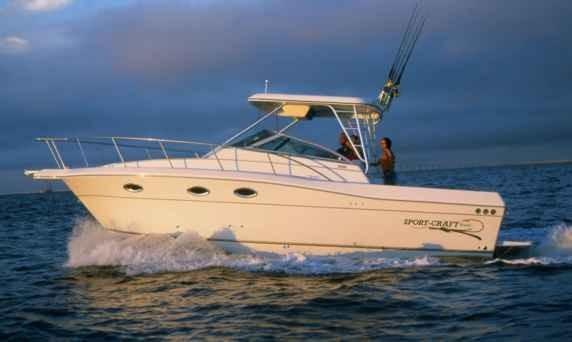 Sportcraft 3150 Sportfish Manufacturer Provided Image