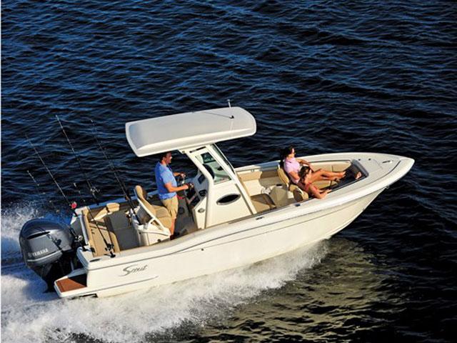 Scout Sportfish/XSF 225 XSF