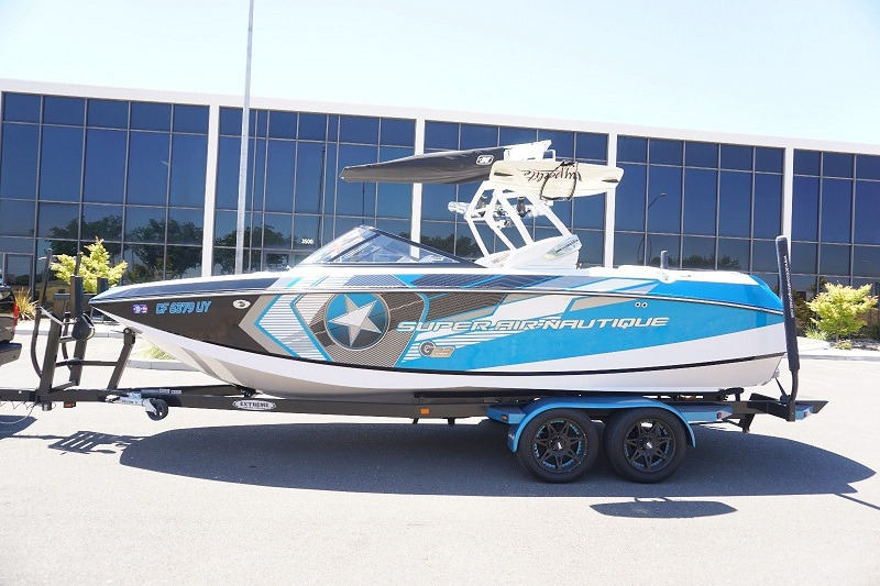 Nautique G23 Supercharged