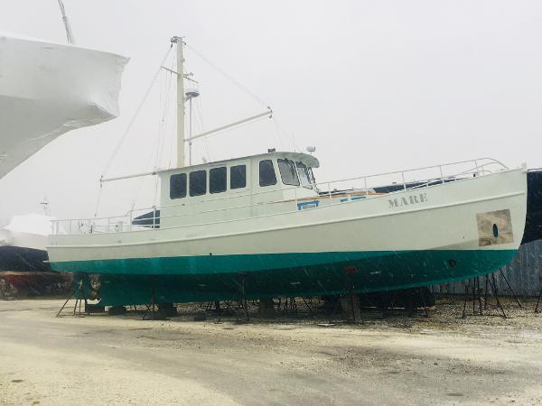 Custom U.S. Navy M Boat
