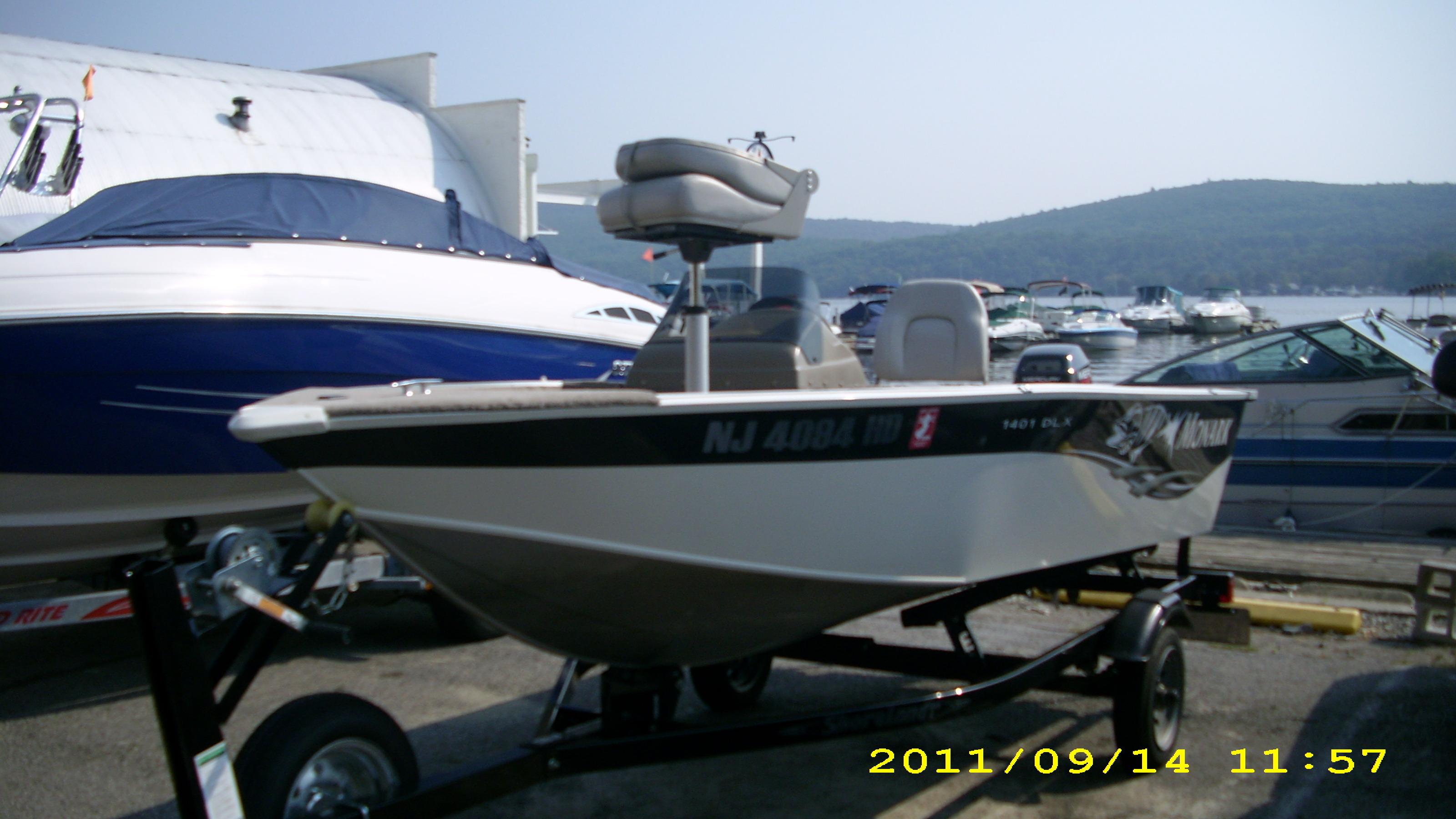 Monark FS 1401 DLX