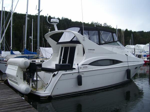 Carver 350 Mariner Starboard