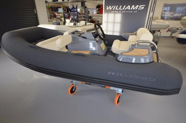 Williams Jet Tenders Turbojet 285S