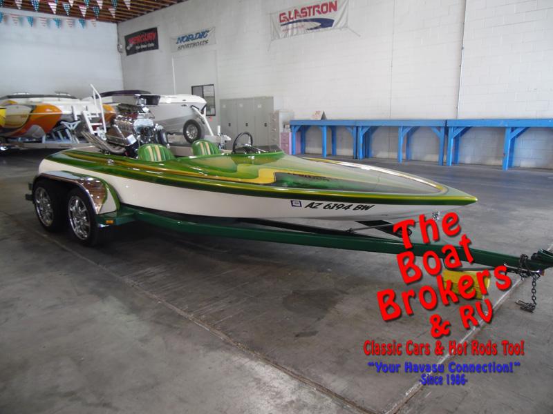 Howard Custom Boats V Drive