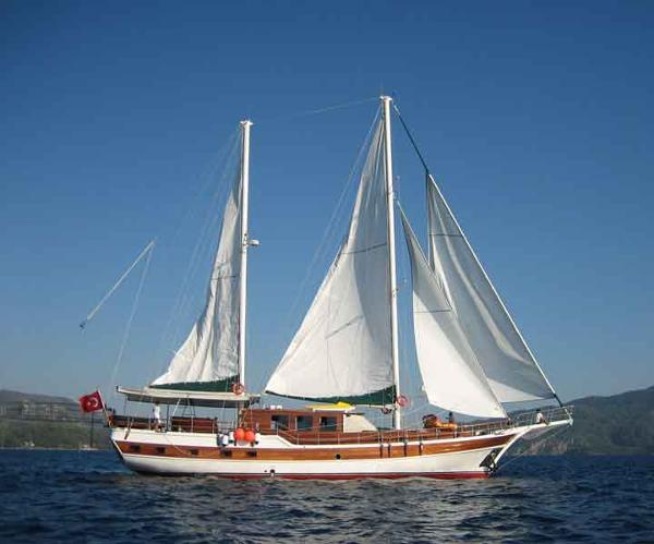 Custom Build Gulet / Ketch