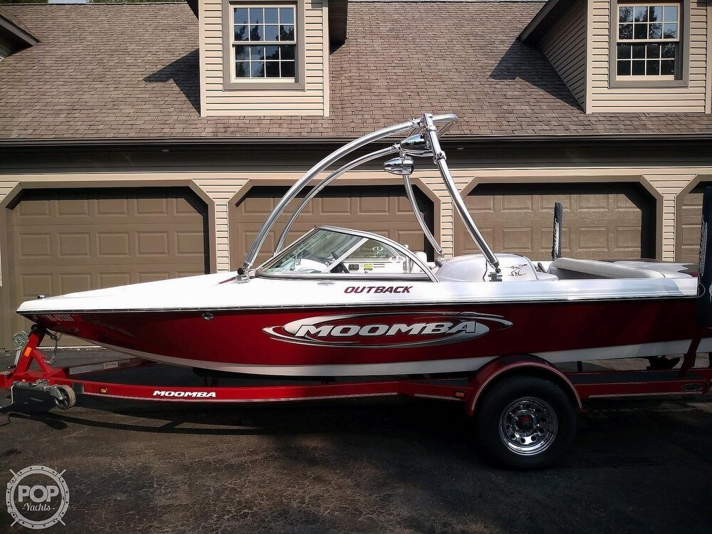 Moomba 20 Outback 2006 Moomba 20 for sale in Weyerhaeuser, WI