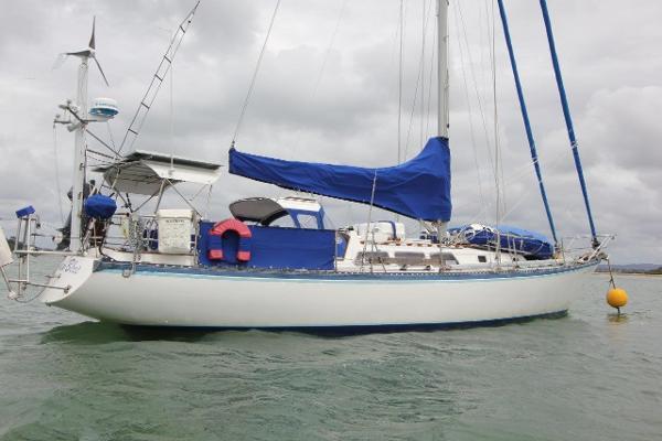 C&C Newport 41 MK II