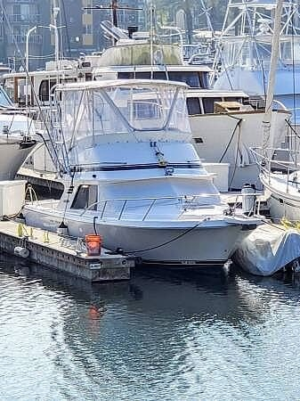 Blackfin 29 Flybridge 1995 Blackfin 29 for sale in Marina Del Rey, CA
