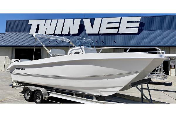 Twin Vee 260 Pro