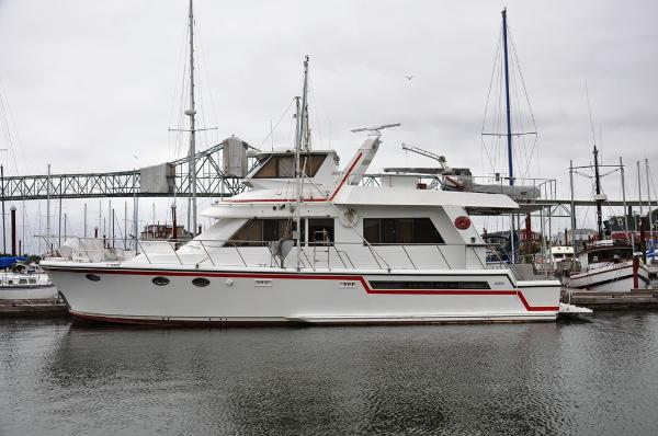Symbol Yachts 58 Pilothouse