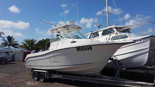 Seaswirl Striper 2601 Walkaround