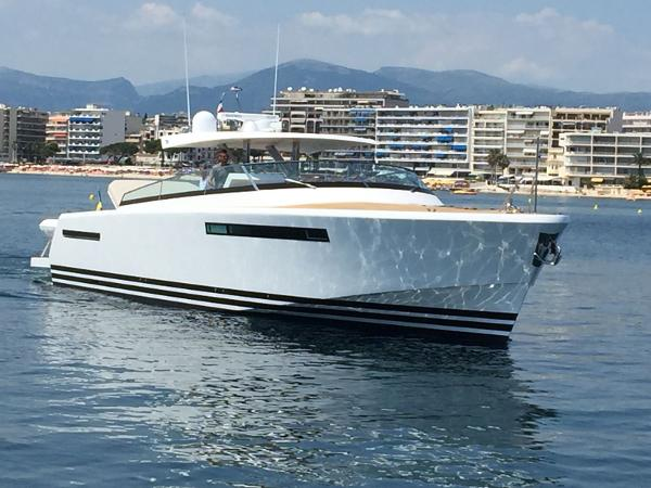 Delta Powerboats 60 Open