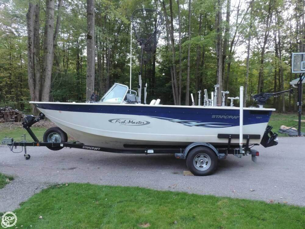 Used starcraft aluminum fish boats for sale for Fishing boat for sale