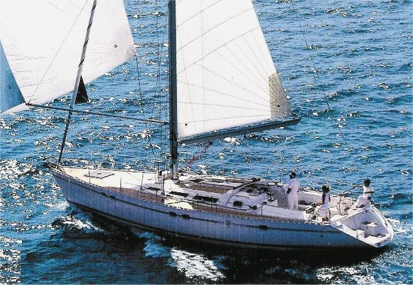 Jeanneau Sun Odyssey 51