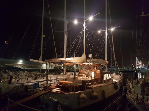 Valdettaro Shipyard Italy Motorsailer 18 m