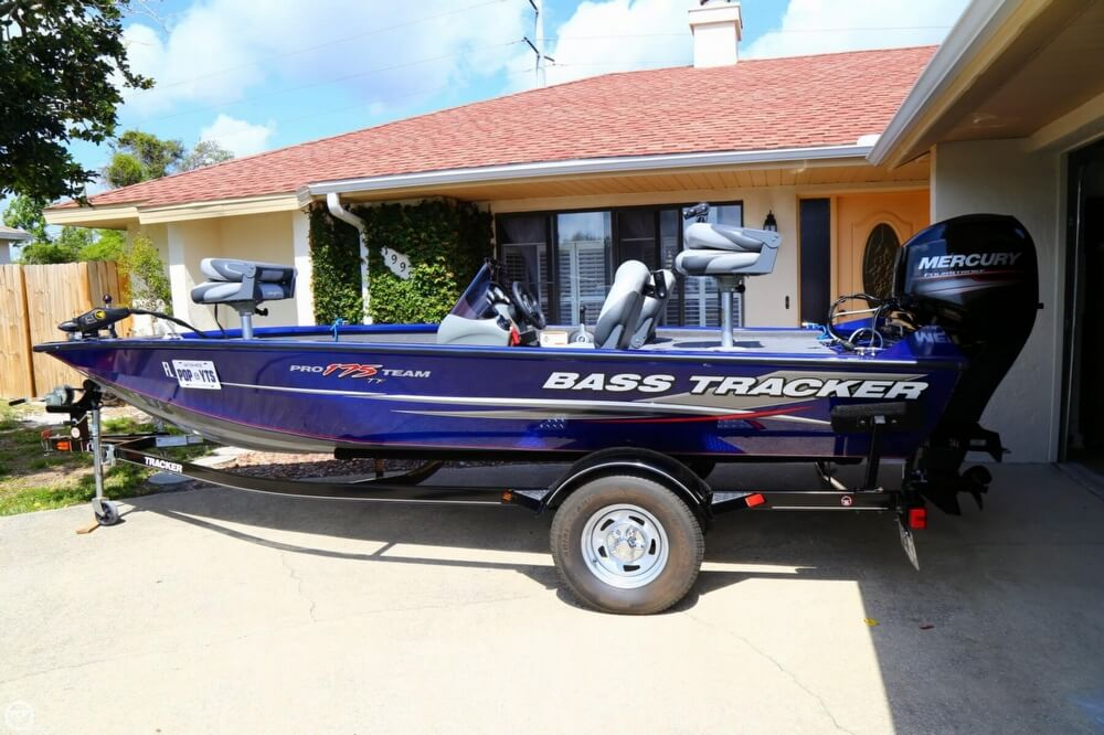 Bass Tracker PRO TEAM 175 TF 2014 Bass Tracker Pro PRO TEAM 175 TF for sale in Deltona, FL