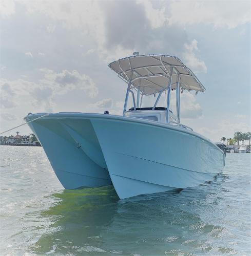 Falcon Boats 22