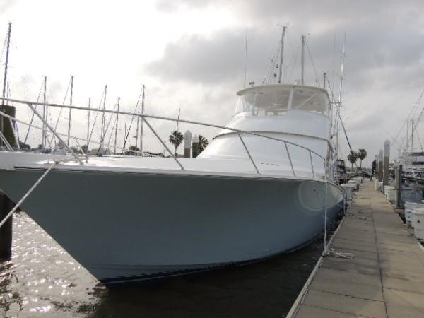 Viking 68 SPORTFISH Low Hours!