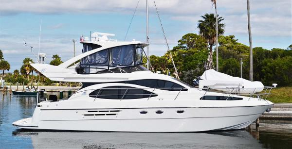 Azimut 46 Motor Yacht Main Profile