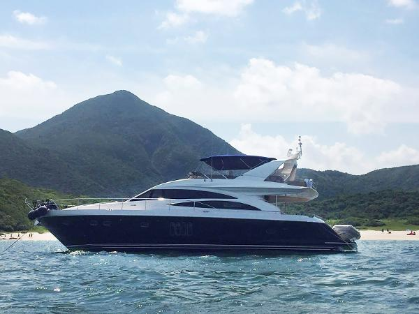 Princess 67 Motor Yacht Princess 67 Profile
