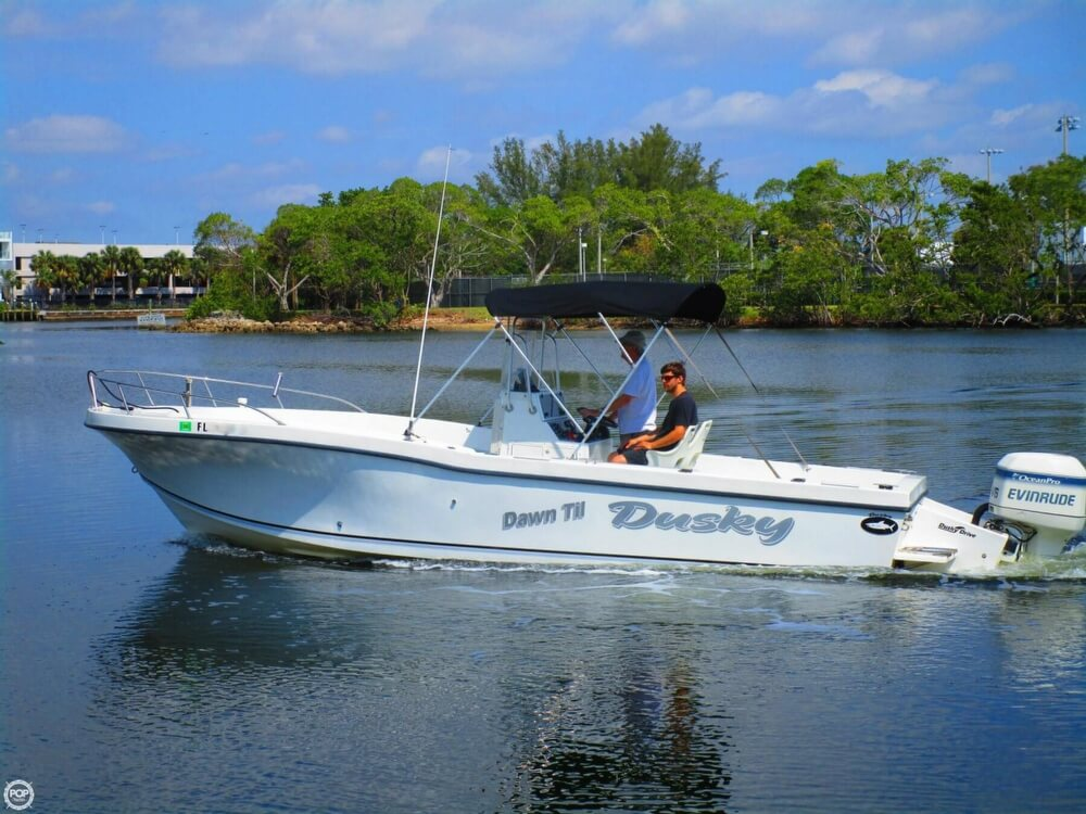 Dusky 256 Center Console 1999 Dusky Marine 256 Center Console for sale in Fort Lauderdale, FL