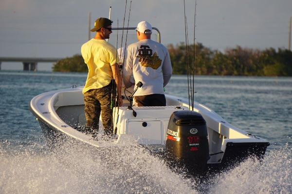 NorthCoast 190 Center Console Manufacturer Provided Image