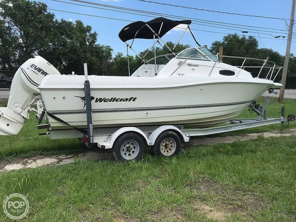 Wellcraft 24 2002 Wellcraft 24 for sale in Santa Fe, TX