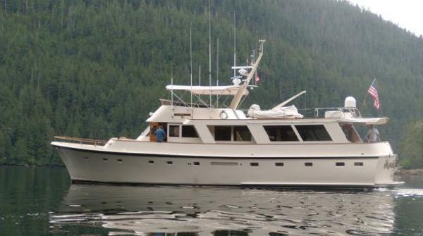 Stephens 74 Motor Yacht