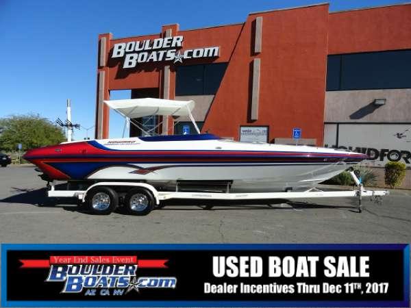 Howard Custom Boats 28 Bullet