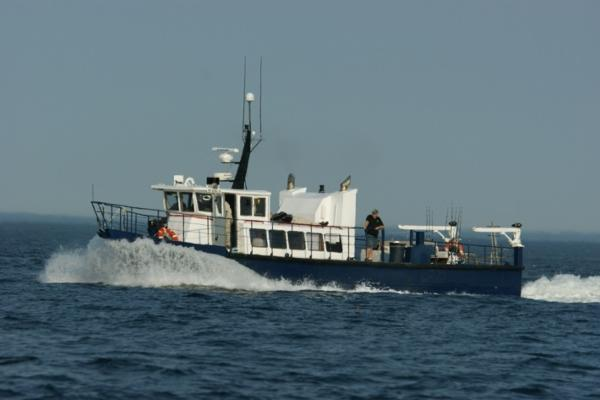 Breaux Crew Boat
