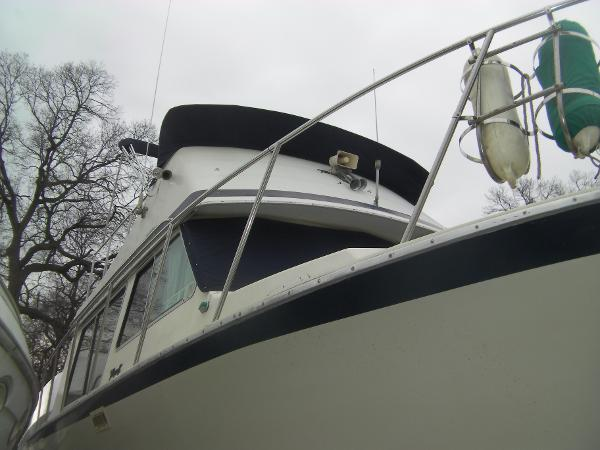 Tolly 30 Sedan Starboard View