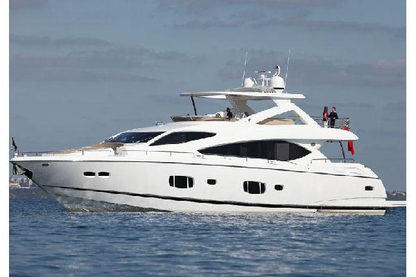 Sunseeker 88 Yacht Manufacturer Provided Image