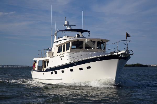 Kadey-Krogen Yachts  - Krogen 52'